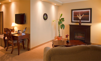 Suite Junior plus - Hotel Brossard